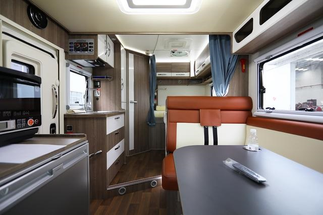 新星罗马假日T600房车,全铝车身进口依维柯底盘,打造精致生活
