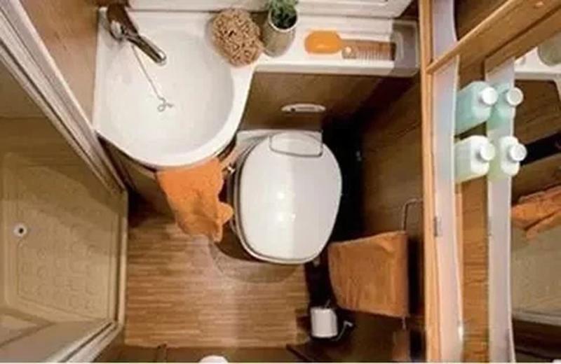 房车一体化成型的卫生间就是最好的吗?