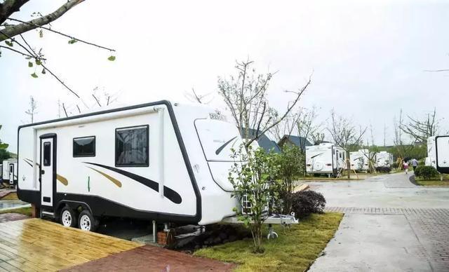 房车去哪儿?寻梦源·梦水乡营地 给你自然慢生活的美好体验