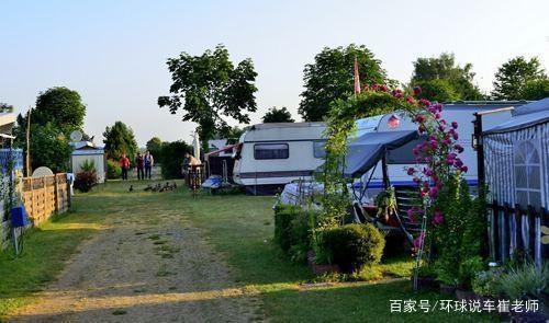 房车营地设计六大景观要素 营地房车生产厂家