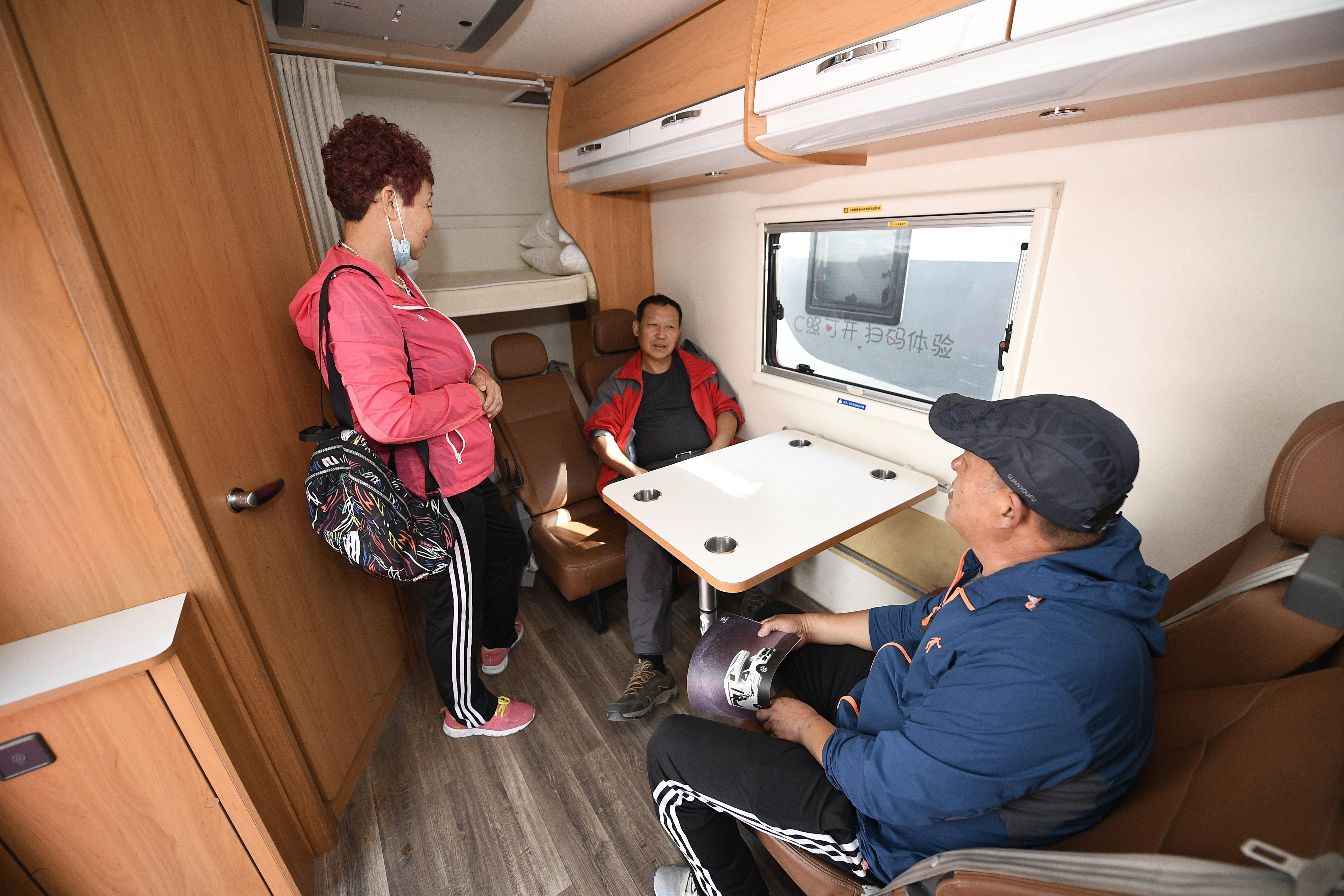 第三届宁夏国际房车露营博览会开幕