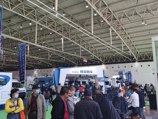 年度大展:2021北京房车展将于7月30日开幕